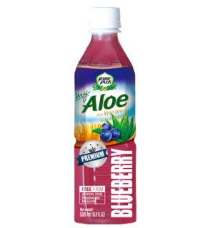 Aloe Vera Drink Mirtillo Blu 500 mL