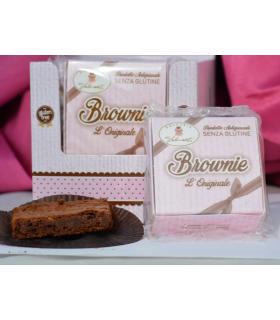 Brownie Artigianale Senza Glutine EXPO 10PZ