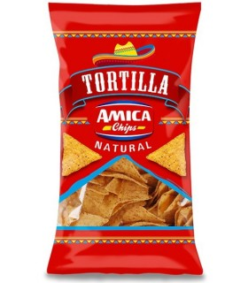 TORTILLA NATURAL 200GR 22PZ